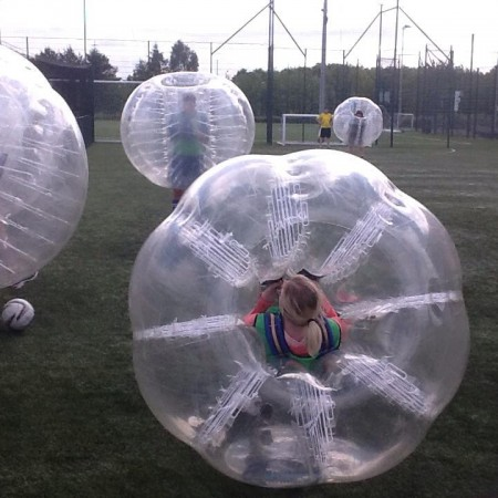 Bubble Football Gateshead