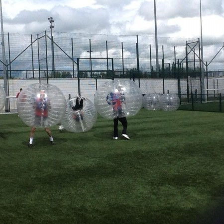 Bubble Football Nottingham