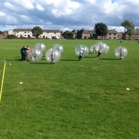 Bubble Football Brighton