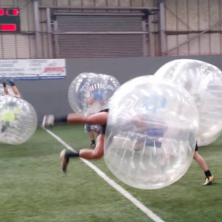 Bubble Football Derby