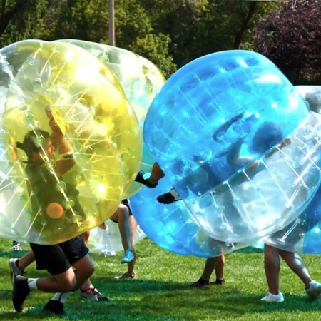 Bubble Football Barnstaple, Devon