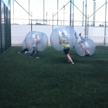 Bubble Football Leeds North