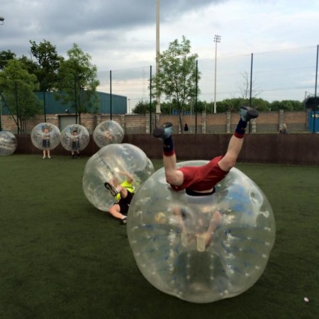 Bubble Football Inverness