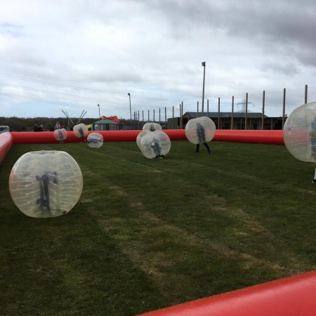 Bubble Football Leicester