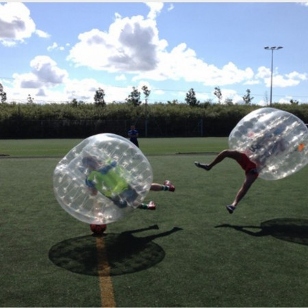 Bubble Football Fleetwood, Lancashire