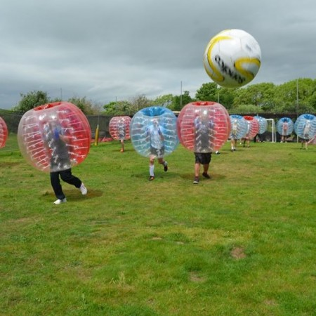 Bubble Football Cribbs Causeway