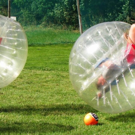 Bubble Football Kilkenny